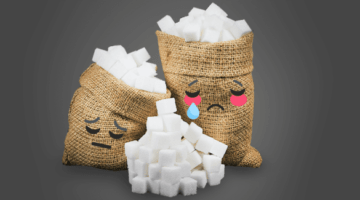 сахар, мешок, мешок с сахаром, грусть