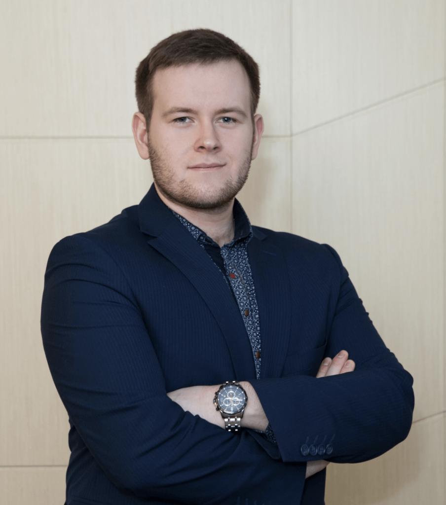 Никита Федоров, финансовый консультант