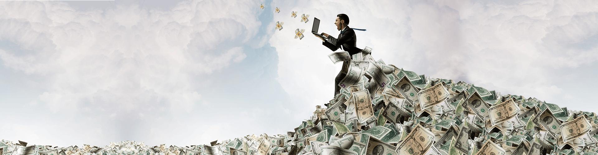 деньги, миллионер, предприниматель, банкротство