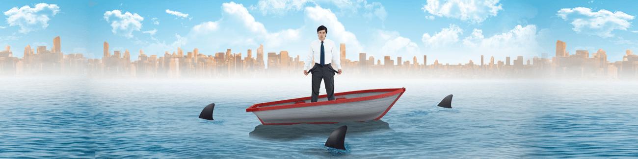 Неоплачиваемый отпуск, пустые карманы, законно ли это, акулы, отпуск, город, река