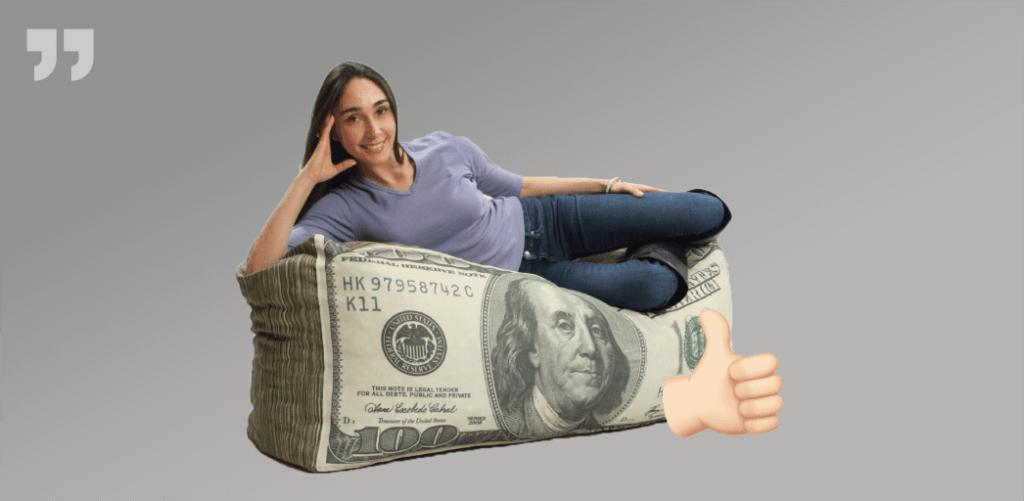 подушка безопасности, деньги