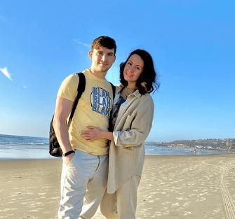Ирина и Сергей Чехонины