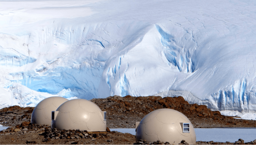 Whichaway Camp, Antarctica
