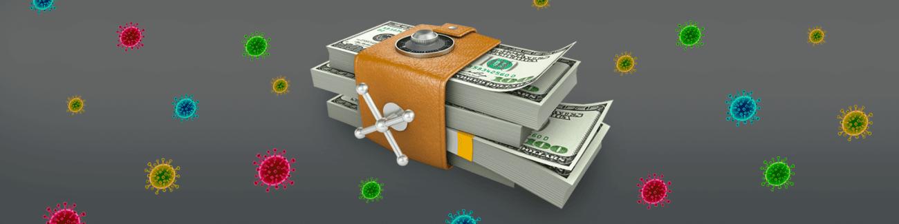 деньги, защита, короновирус, страховка