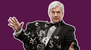 брокер, деньги, магия
