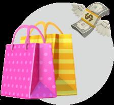 деньги, покупки