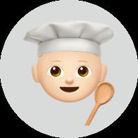 Ребенок повар