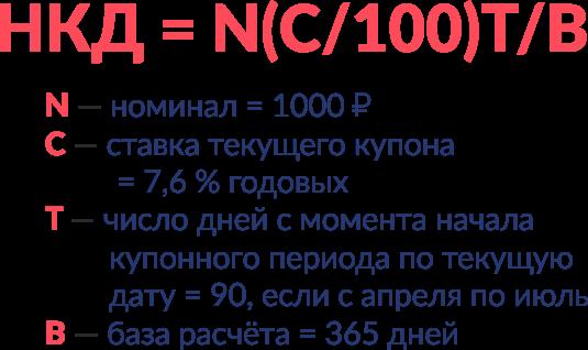формула, НКД