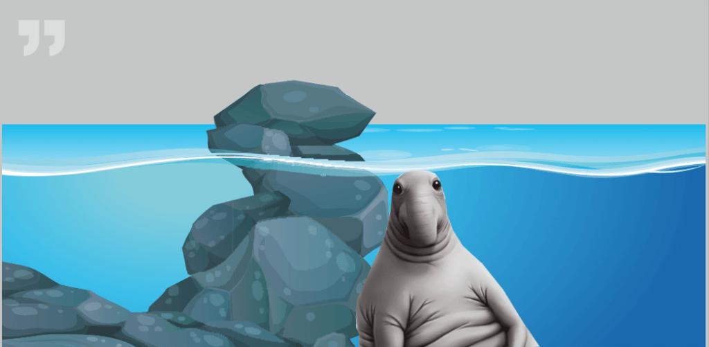 подводные камни, ждун