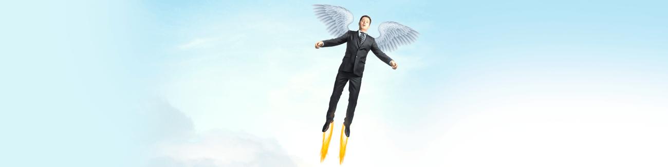 бизнес ангел, крылья, советы