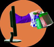Маркетплейсы, онлайн-шопинг