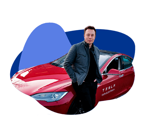 Илон Маск, тесла