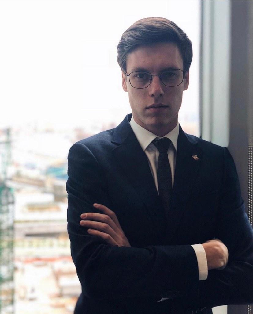 Максим Фёдоров, вице-президент инвестиционной компании QBF