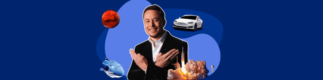 Илон Маск, Space X, Тесла, марс