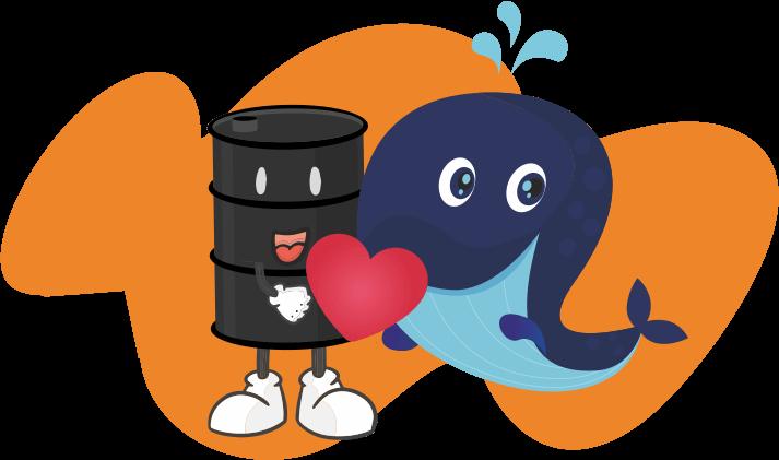 Нефть, кит, любовь