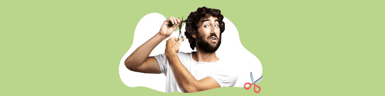 парикмахерские, стрижка, карантин, ножницы