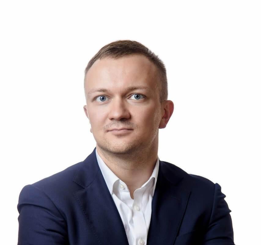 Виктор Касьянов, вице-президент, начальник управления казначейства «Ренессанс Кредит»