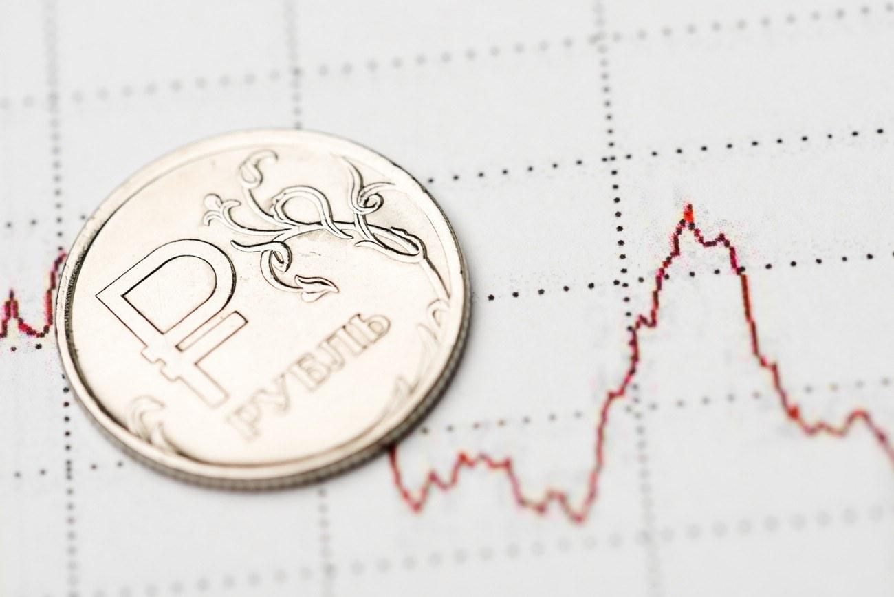 падение курса рубля