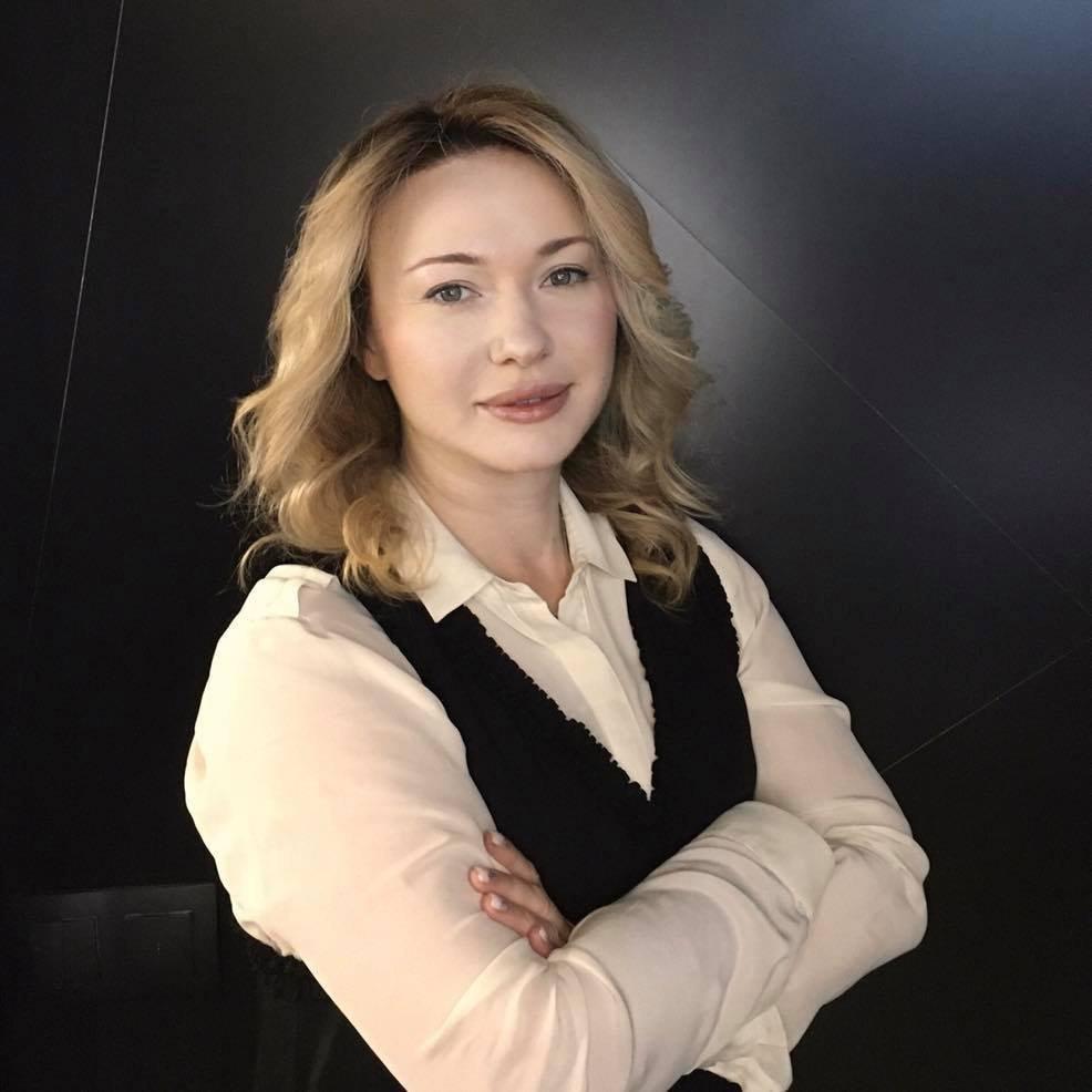 Ольга Александрова-Мясина, соосновательница агентства по личному бренду Спотлайт