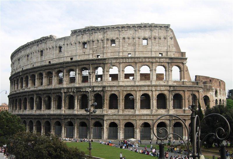 Image for Первые в истории человечества круглые монеты начали массово производить еще в Древнем Риме.