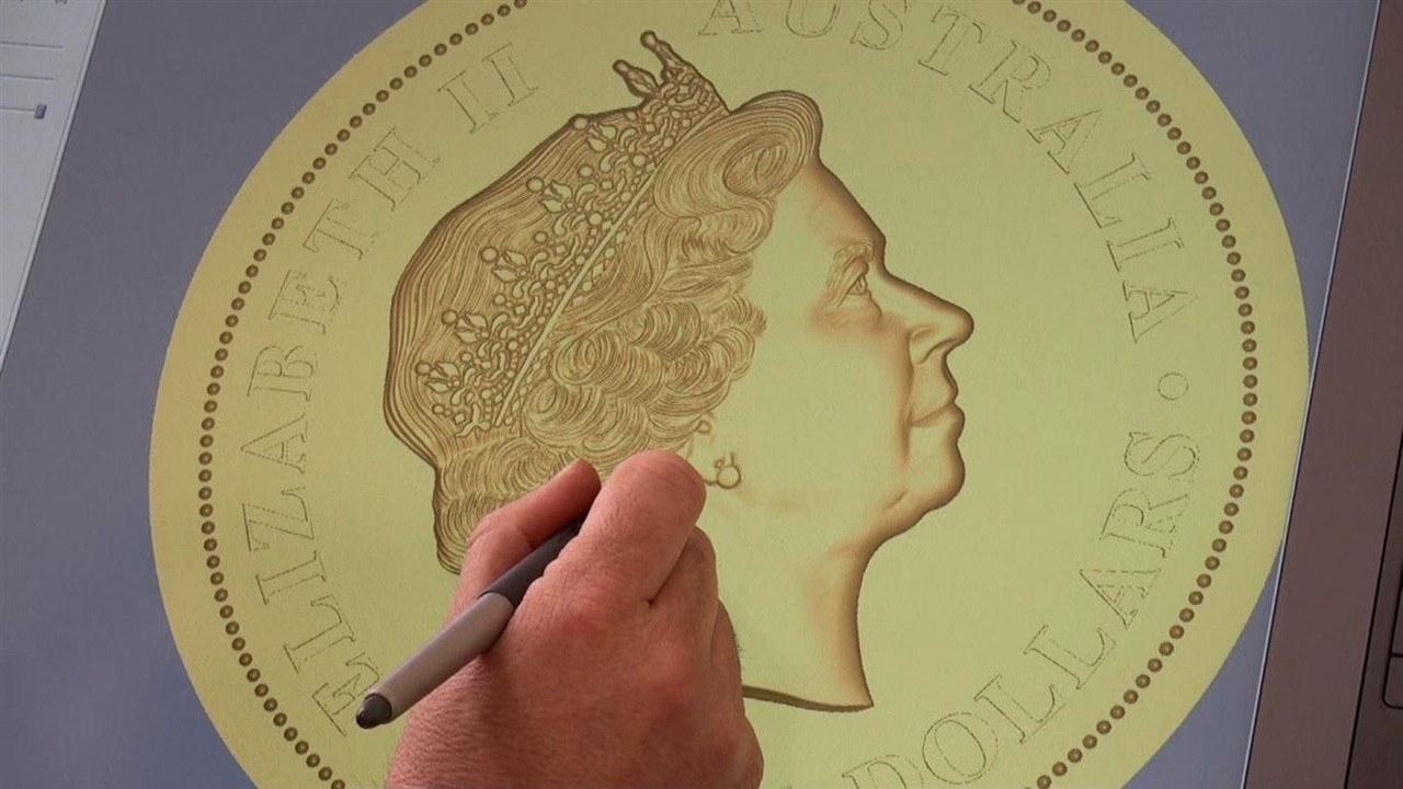 Image for Самая тяжелая монета была отчеканена в 2011 году в австрийском городе Перта. Ее диаметр составил 80 сантиметров, толщина — 12 сантиметров, а масса — 1012 килограммов. Это мировой рекорд.