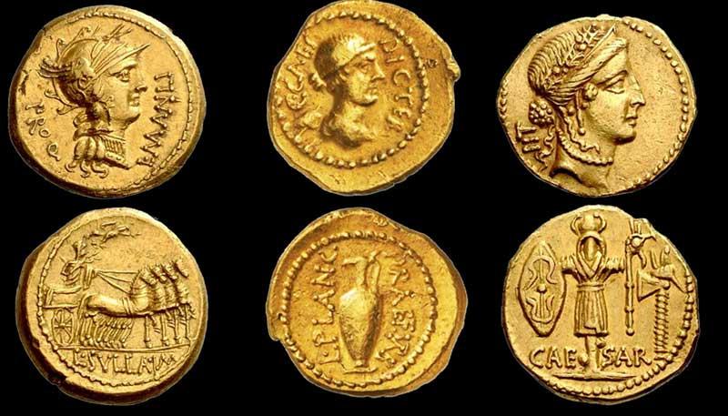Image for Монеты не всегда были круглыми. Раньше они были самых разных форм, но мошенники срезали края, чтобы сделать новые монеты. Чтобы победить это преступное явление, делать монеты сразу круглыми предложил философ и физик Готфрид Лейбниц.