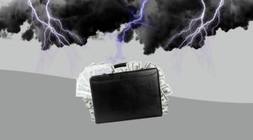 инвестиционный портфель, гром, молния