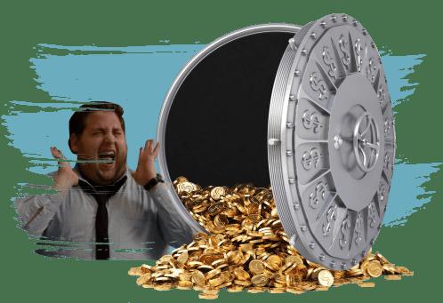 банк, сейф, деньги