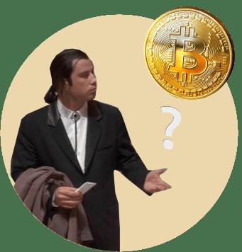 биткоин, неизвестность