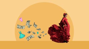 Испания, шоппинг, деньги