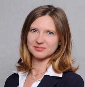 Анна Морина, начальник аналитического управления банка «Открытие»