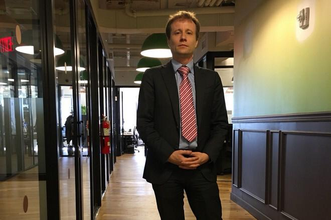 Юрий Моша, предприниматель и блогер из США
