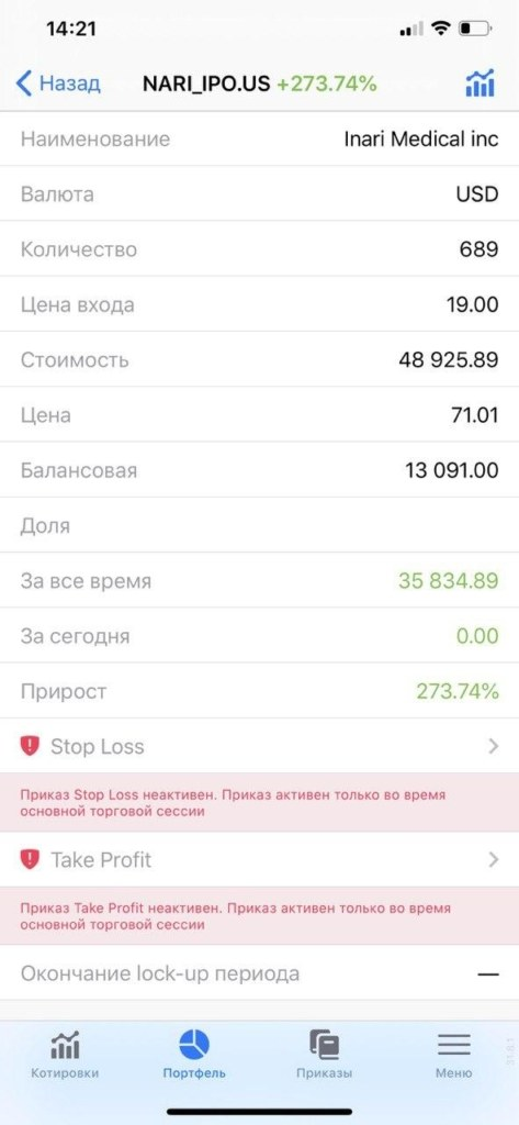 Яндекс, IPO