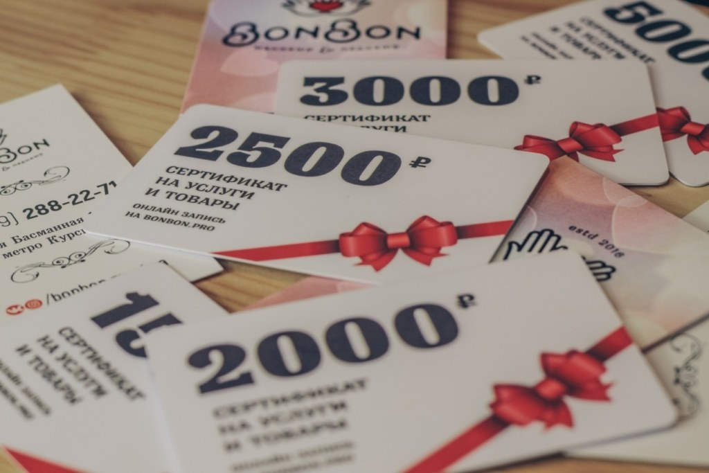 Сеть салонов маникюра BonBon