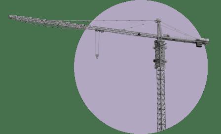 строительный кран