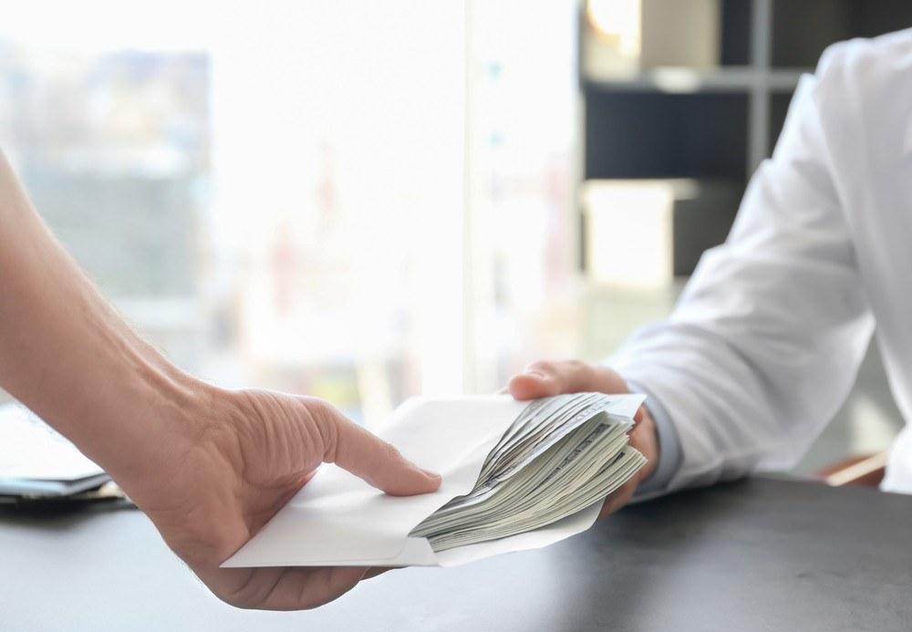 черная зарплата в конверте
