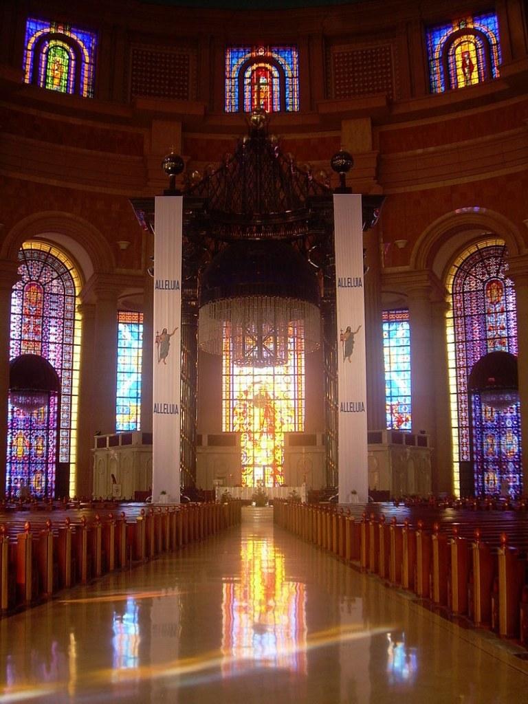 Базилика Пресвятой Девы Марии