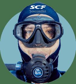 аквалангист
