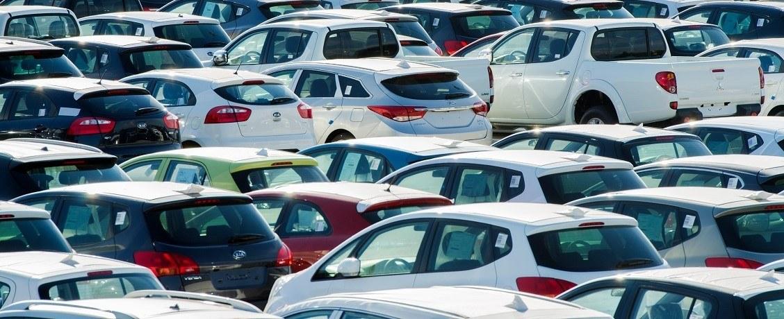 цены на автомобили в России