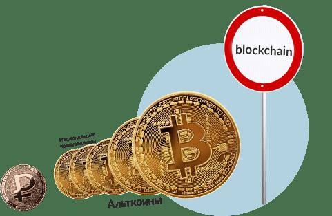blockchain биткоин крипторубль