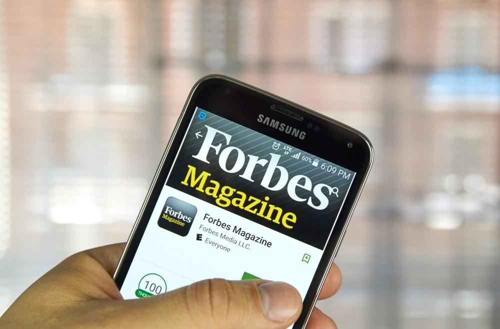 Forbes рейтинг богатейших россиян