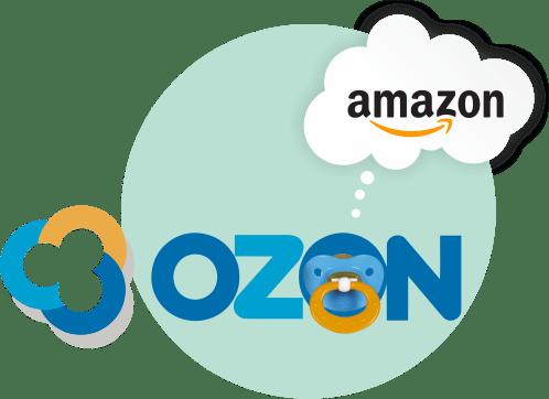 Ozon Amazon