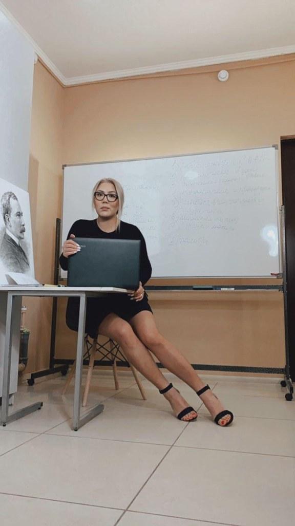 Людмила Шналиева — журналист, автор курса по ораторскому мастерству «Разговори меня