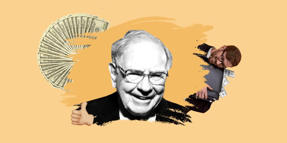 Уоренн Баффет, инвестиционный портфель, деньги