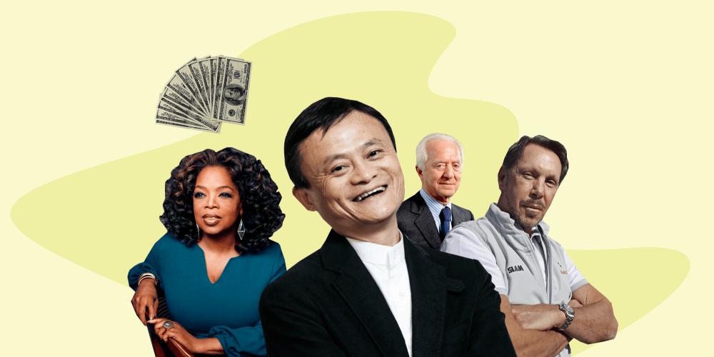 семь историй миллиардеров