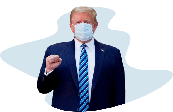 Трамп маска
