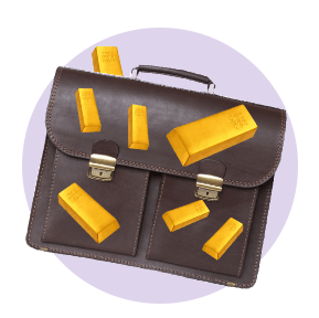FinEx Gold ETF USD