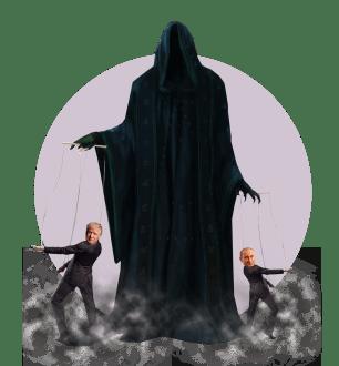 Мировое правительство и теория заговора - Путин и Трамп