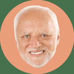 грустный Гарольд