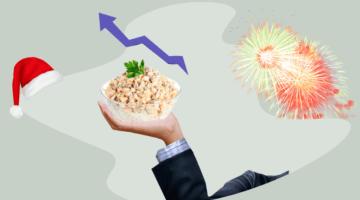 Индекс оливье и селедки под шубой: Как не переплатить за новогодний стол